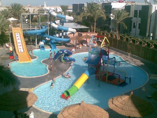Hurghada SeaGull Beach Resort: pool