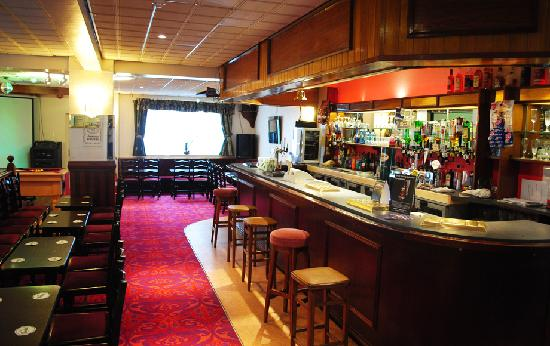 Melville Hotel : The Bar.