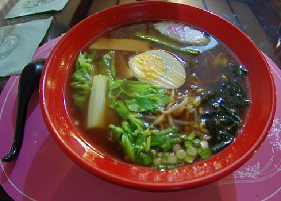 Fuji Restaurant: Ramen Noodle Dish
