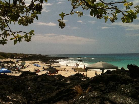 Manini'owali Beach (Kua Bay): Beautiful place to swim and snorkel