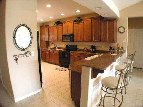 Hunter's Friend Resort & Condos: All condos come with a fully equipped kitchen well appointed with almost every item you would ne