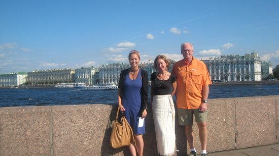 Экскурсии по Санкт-Петербургу Best Guides