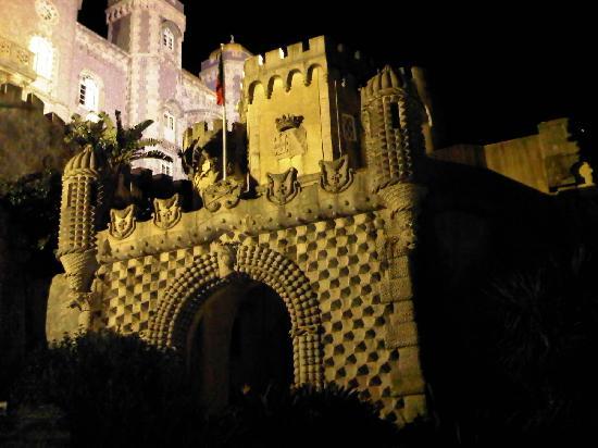 VBJ - Villa Branca Jacinta: Castello de Pena