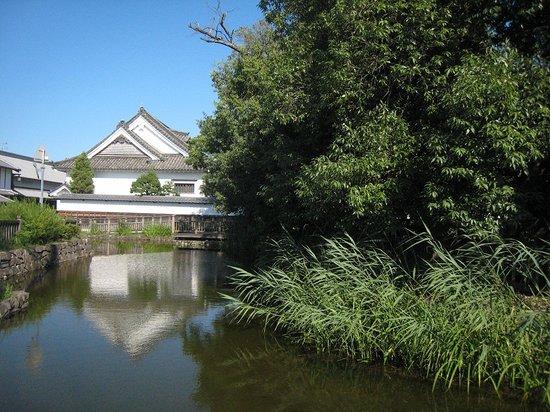 Kashihara, Japan: 今西家環濠