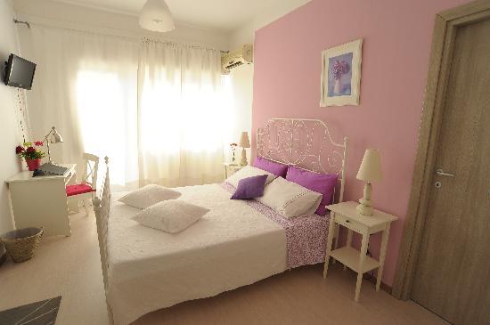 B&B Mare di Augusta: La camera rosa