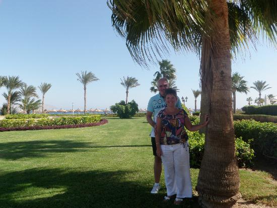 บารอนรีสอร์ท ซาร์มอัลชีค: Lovely Gardens
