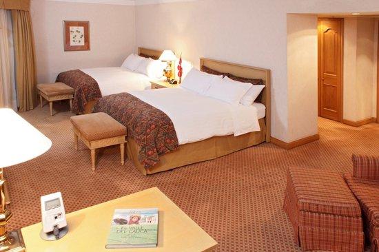 InterContinental Cali - Un Hotel Estelar: Suite Especial Twin