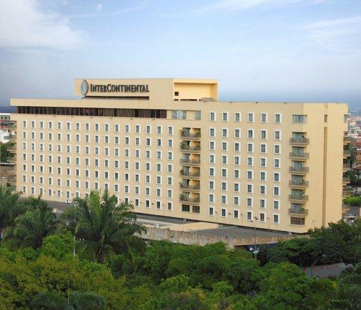 InterContinental Cali - Un Hotel Estelar: Fachada