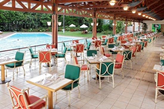 InterContinental Cali - Un Hotel Estelar: Restauranteo Fogón de piedra