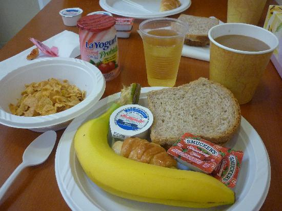Pointe Plaza Hotel: Frühstück