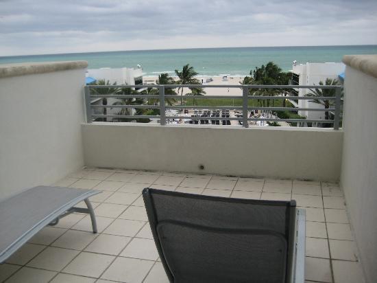 The Ritz-Carlton, South Beach: Balcony