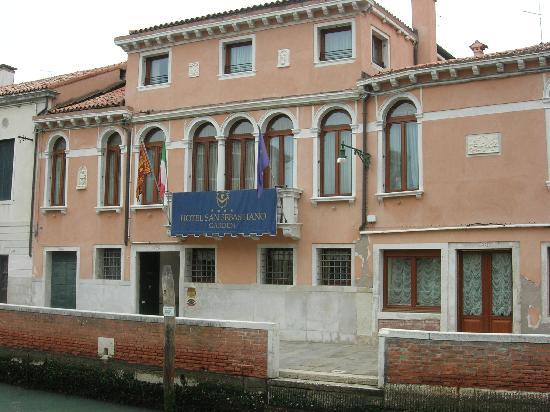 San Sebastiano Garden Hotel: Hotel