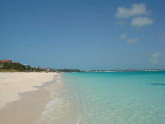 The Sands at Grace Bay: beach