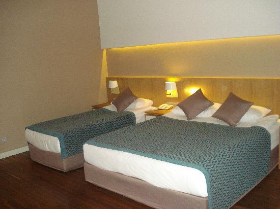 Sherwood Dreams Resort: BEDROOM