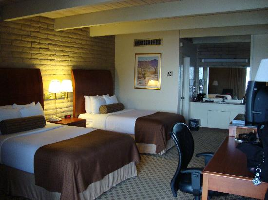 Kayenta Monument Valley Inn Kamer
