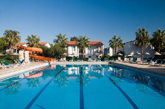 Asa Club Holiday Resort: Piscine de l'hotel