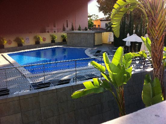 Pool picture of hotel isla mallorca spa palma de - Spas palma de mallorca ...