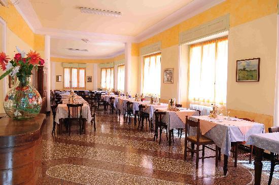 Hotel Belvedere: sala ristorante
