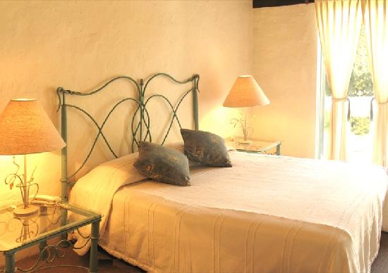 Quinta Ganz furnished apartments: Sample Main Bedroom A