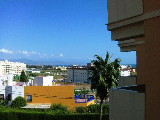 Club Playa Flores: View from Rm 303