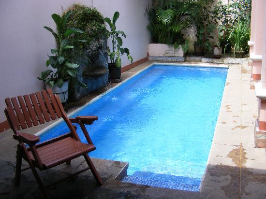 Casa San Francisco: piscine de l'hotel