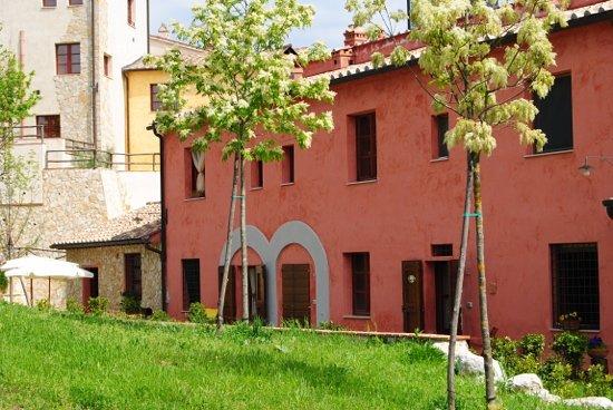 Borgo la Fornace: strawow