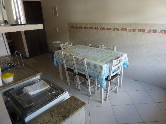 Solar dos Girassois: Kitchen
