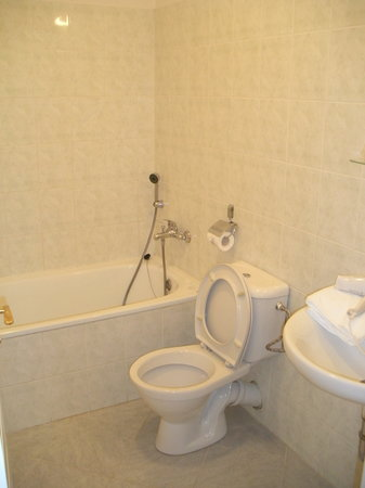 Hotel u Svateho Jana: Bathroom