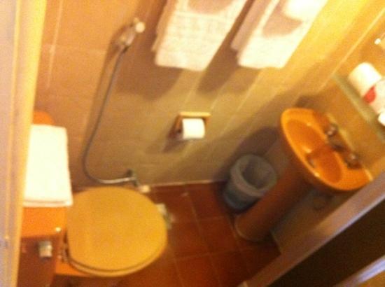 Hotel Vermont: mais banheiro