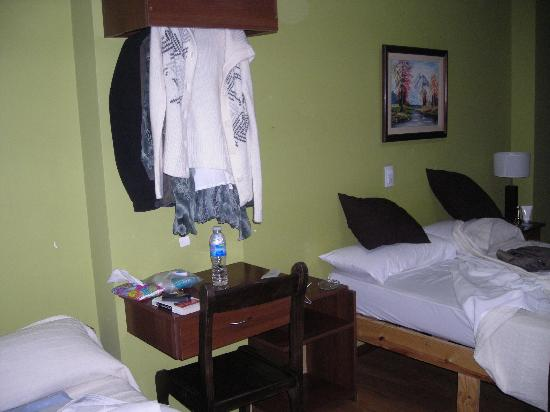 Savannah Córdoba Hotel: el cuarto