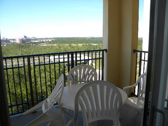 Lake Buena Vista Resort Village & Spa: balcony