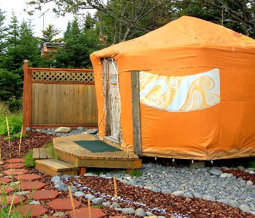 Homer Inn & Spa: Yurt