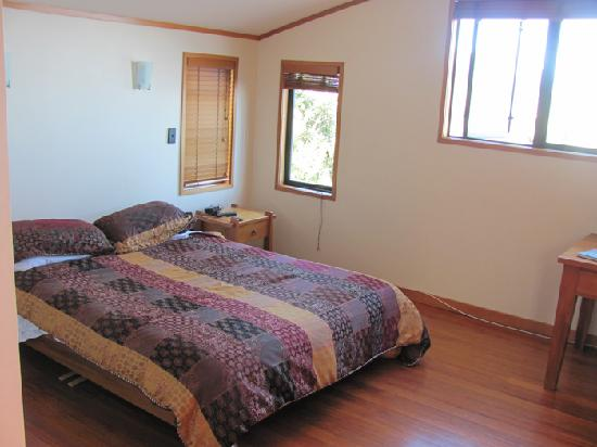 Karioi Lodge: Bedroom