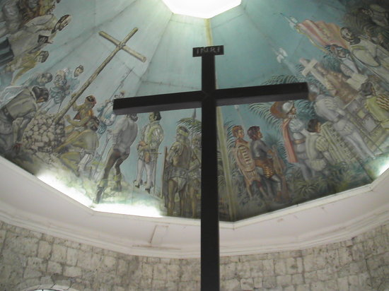 Magellan's Cross