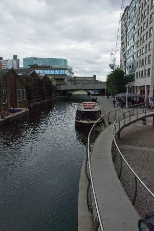 Paddington Waterside: River views in Paddington