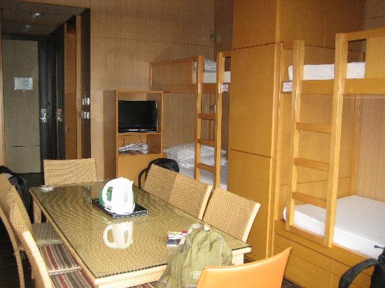 Noah's Ark Resort: Unser Zimmer
