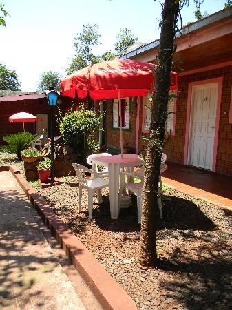 POP Hostel Garden : Garden!!!