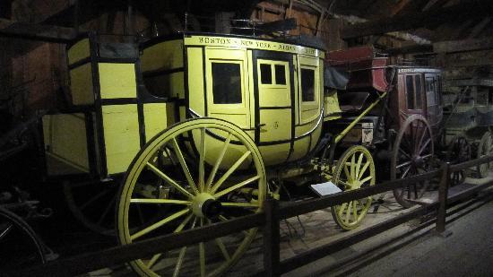 Shelburne, Βερμόντ: Le Salon de l'Auto du XIXe siècle