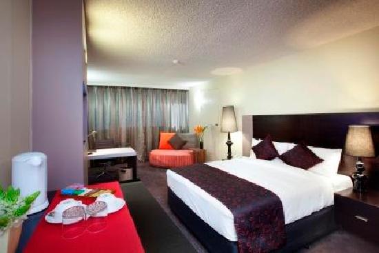 كينجز بيرث هوتل: Deluxe Room Kings Perth Hotel