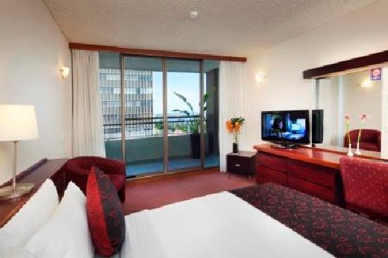 كينجز بيرث هوتل: Superior Room with Balcony