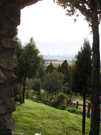 Trevelin, Argentina: Una vista posible desde la cabaña Nro. 3