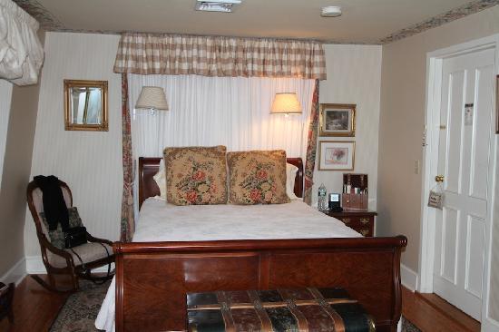Victorian Ladies Inn: Zimmer im zweiten Stock