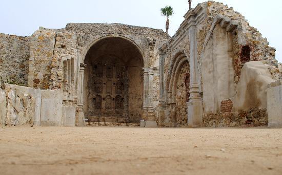Mission San Juan Capistrano: The Great Stone Church