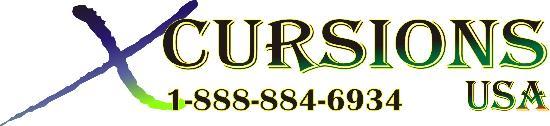 Xcursions USA - Day Tours: Logo