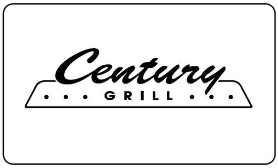 Century Grill: logo