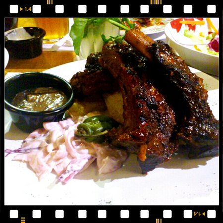 Q Smokehouse: BBQ Short Ribs