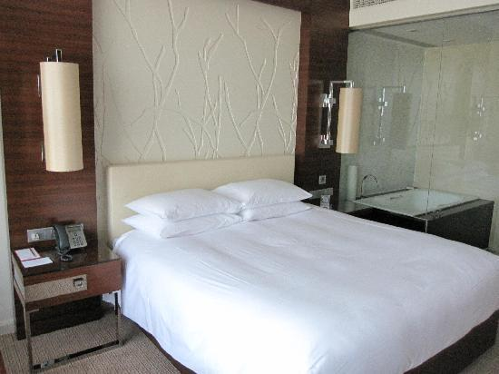 Grand Hyatt Macau: Our Bedroom