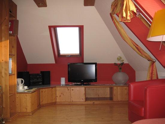 Hotel Restaurant zur Post: Apartment
