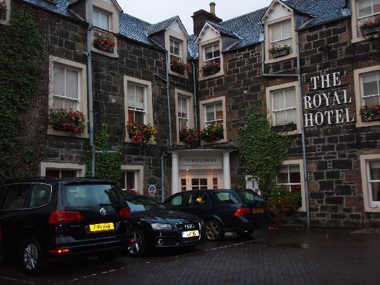 Royal Hotel Comrie