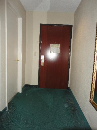 Best Western Galleria Inn & Suites: Hallway